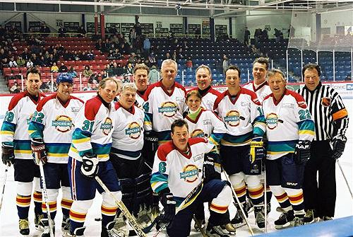 Oldtimers - Legends of Hockey