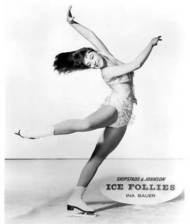 Ice Follies' Photo - I...